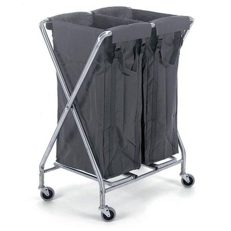 Servo-X-Nx-1002-Çamaşır-Arabası-SXN0201-1