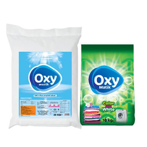 Oxy Çamaşır Makinesi Deterjanı
