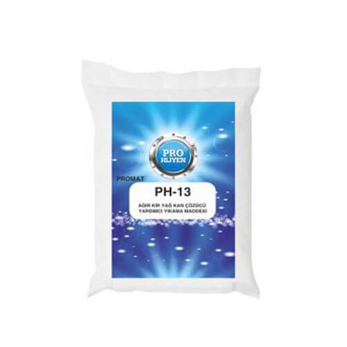ProHijyen PH-13 Ağır Kir Yağ ve Kan Çözücü Toz Yardımcı Yıkama Maddesi