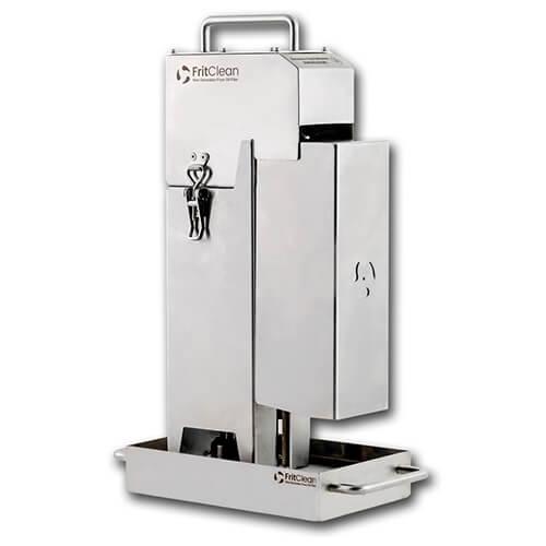 FritClean FC50 Yağ Temizleme Makinesi