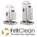 FritClean Yağ Temizleme Makineleri