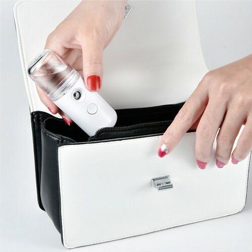 şarjlı mini dezenfektan makinesi