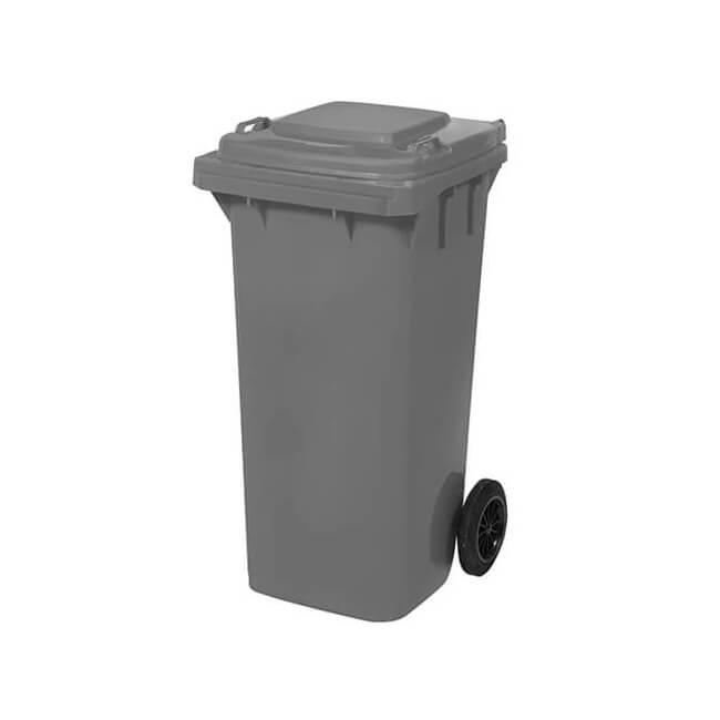 tekerlerkli çöp konteyneri