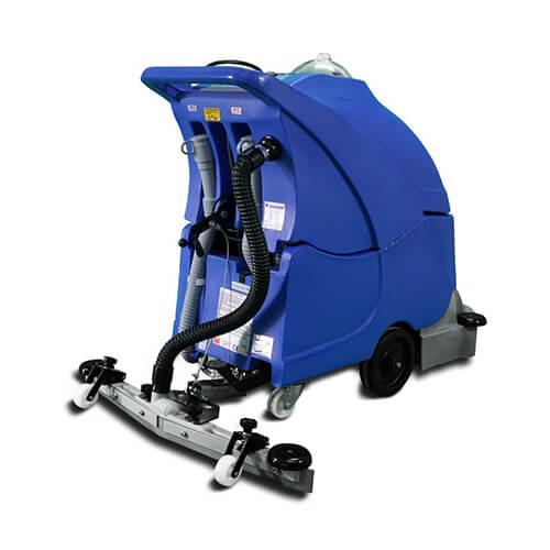 cleanvac sert zemin temizleme makinesi