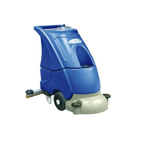 elektrikli zemen temizleme makinesi - cleanvac