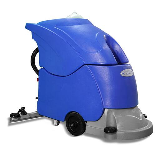 cleanvac elektrikli zemin temizleme makinesi