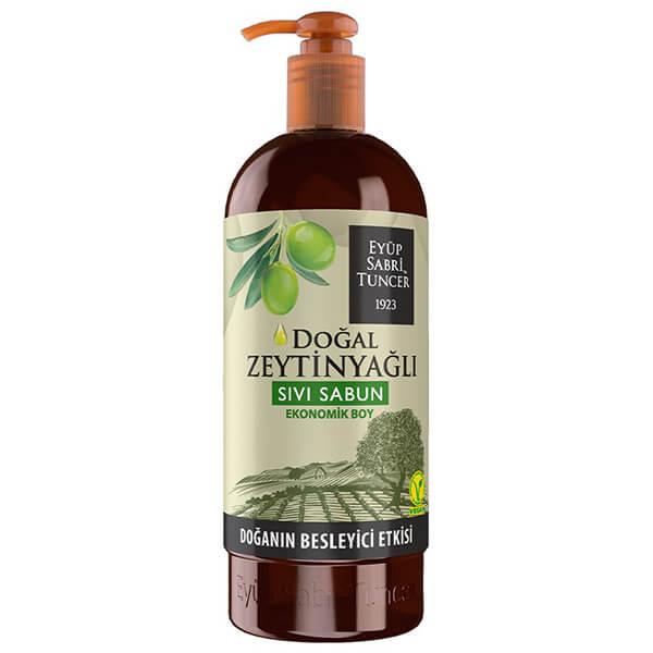 eyüp sabri tuncer sıvı sabun doğal zeytinyağlı