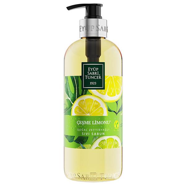 Eyüp Sabri Tuncer Çeşme Limonu Vegan Sıvı Sabun