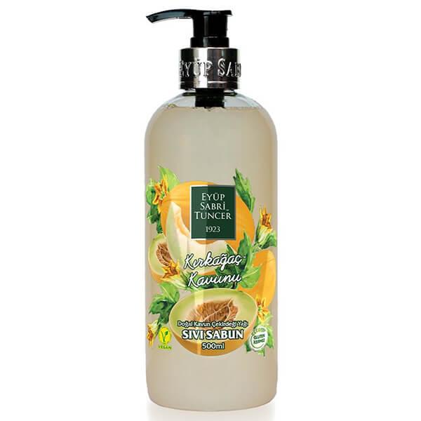 eyup sabri tuncer kırkağaç kavunu vegan sıvı sabun-500-ml
