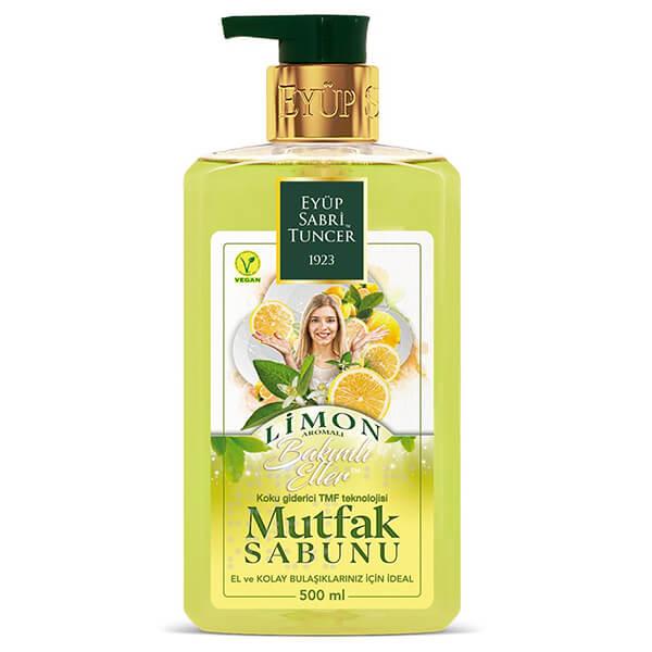 Eyüp Sabri Tuncer Limon Aromalı Mutfak Sabunu 500 ml