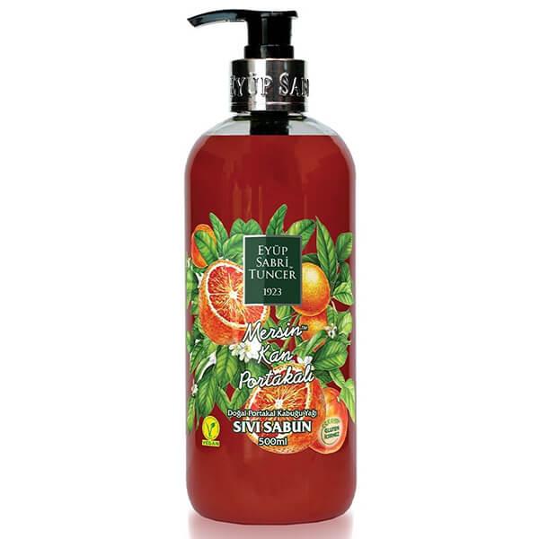 Eyüp Sabri Tuncer Mersin Kan Portakalı Sıvı Sabun